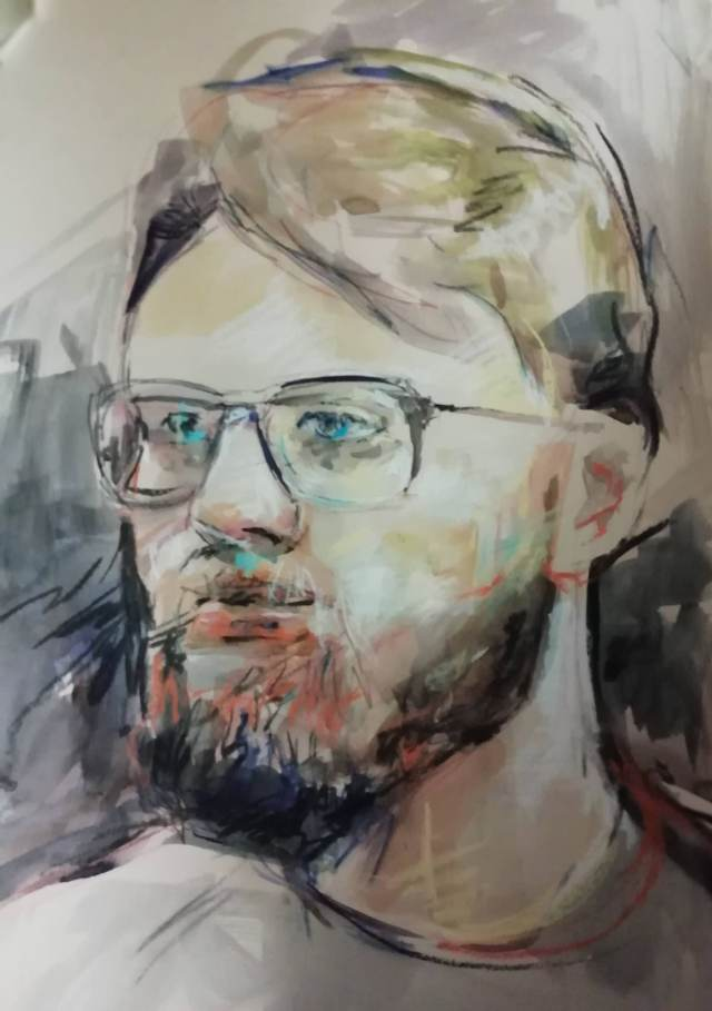 Portrait Watercolour